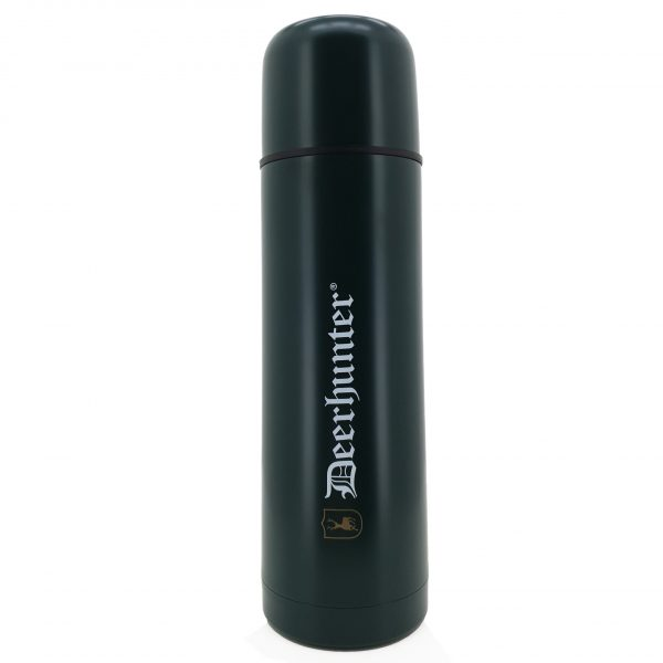 deerhunter thermo bottle with cup in green from ladies in the field