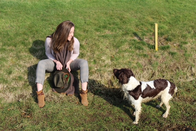 spent shells founder sarah breckons guest blog ladies in the field